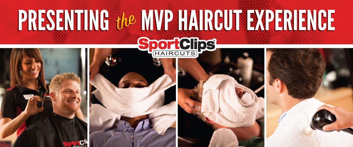 The Sport Clips Haircuts of Crossroads Plaza MVP Haircut Experience